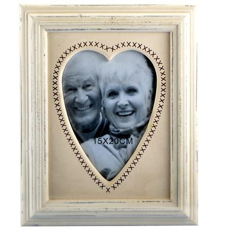 cornici a forma di cuore cornici vintage forma di cuore foto shabby chic immagini