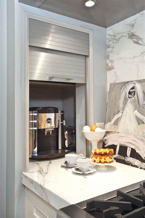 sallyl elizabeth kimberly design beautiful espresso hidden coffee station transitional kitchen elizabeth