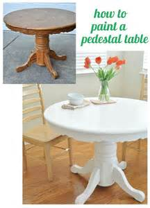 dining table diy painting dining table