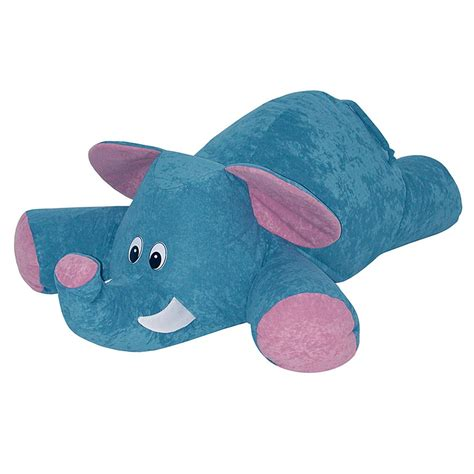 bean bag toys elephant bean bag rug pal 20274 toys at sportsman s guide
