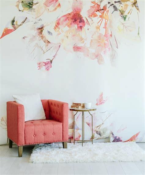 wandfarbe muster ideen 32 wandfarben ideen mit aquarell die sie begeistern werden