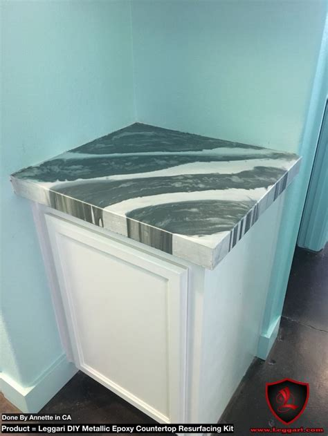 Diy Kitchen Countertop Resurfacing by 346 Best Leggari Products Diy Metallic Countertop