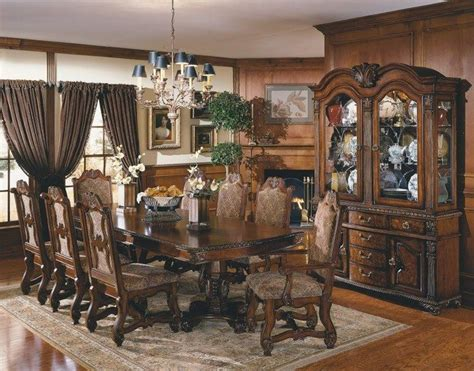 vintage dining room furniture d 233 cor for formal dining room designs decor around the world