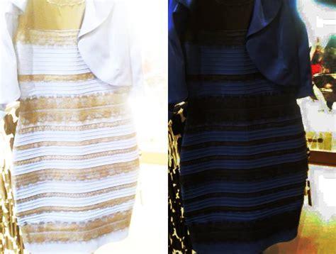 Baju White Gold Or Blue Black vilken f 228 rg har kl 228 nningen enligt dig ungdomar se forum