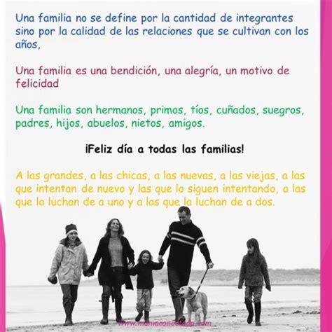 imagenes de la familia y frases im 225 genes con frases bonitas para el d 237 a de la familia 15