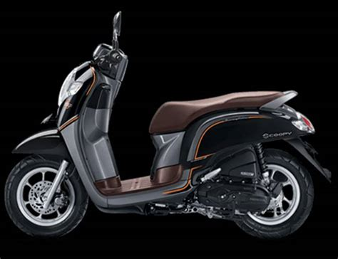Stylish Black All New Scoopy Gry Honda Motor Otr Semarang honda scoopy images new car release date and review 2018 amanda felicia