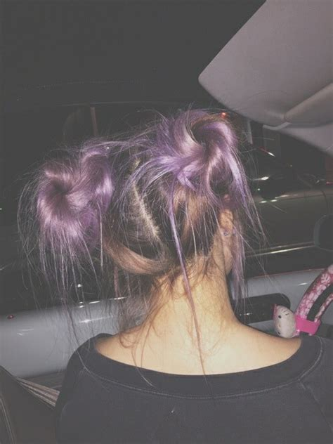 hairstyles buns tumblr hugs meow