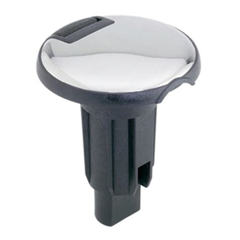 l with plug in base attwood 174 plug in base for straight locking collar pole