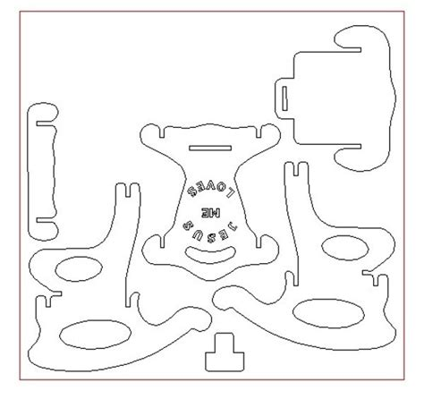 Kids Puzzle Rocking Chair Plans Plans Free Download