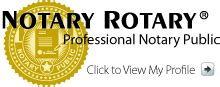 notary rotary notary supplies and services for the on your mark mobile notary in chico ca