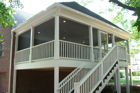 signature screen porches triad home improvements