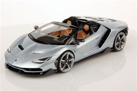 toy lamborghini first pictures of lamborghini centenario roadster 1 18