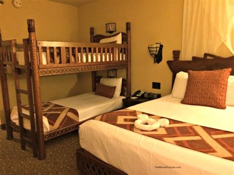 Animal Kingdom Lodge Bunk Beds Disney S Animal Kingdom Lodge Guide Walt Disney World