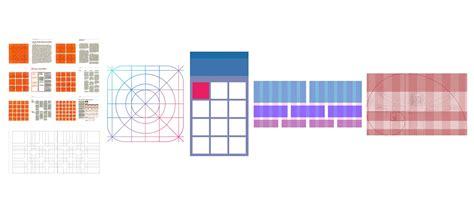 grid pattern ui automation 9 best grid system for web mobile ui prototypr