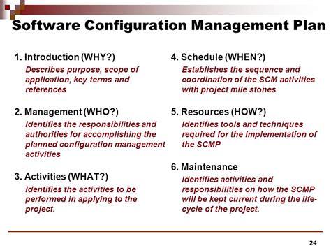 configuration management plan template word configuration management plan template configuration