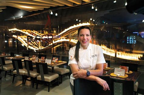 Christine Hells Kitchen by Talking Burgers And More With Rising Chef
