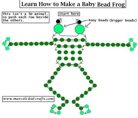 free pattern maker for beading free beading projects with patterns how to make a bead frog