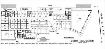 Floor Plan Mall Shopping Mall Floor Plan Design Shopping Complex Floor
