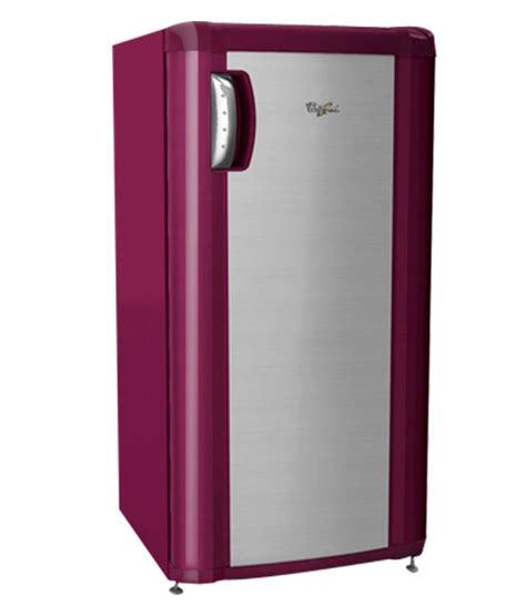 whirlpool fridge door whirlpool 180ltr 195 mp 4w single door refrigerator wine