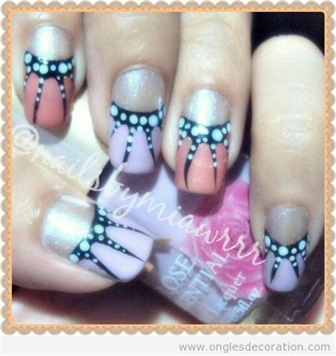 Deco Ongle Papillon by Papillon D 233 Coration D Ongles Nail
