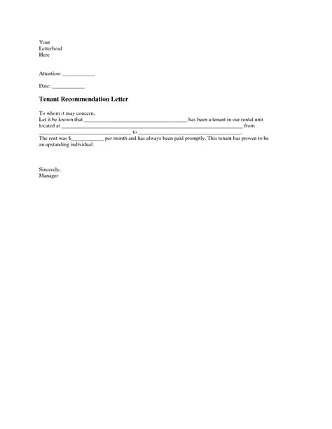 certification letter for a tenant sle format of certificate of tenancy images