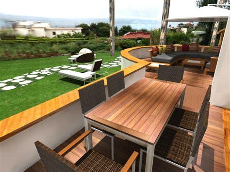 arredamenti per terrazze terrazze arredamento esterni ispirazione design casa