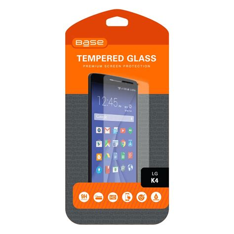 Tempered Glass Lg K4 screen protectors base premium tempered glass screen
