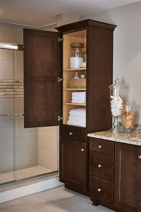 Exceptional Bathroom Cabinetry #8: Linen_closet_cabinet.jpg