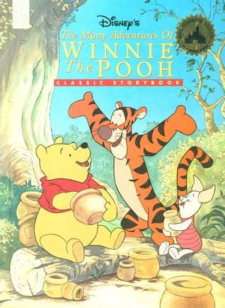 the many adventures of books the many adventures of winnie the pooh by simons