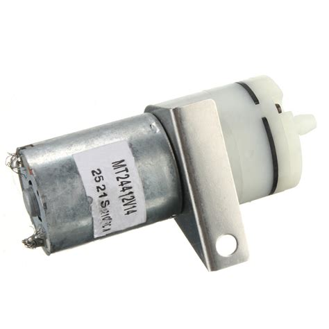 Pompa Air Mini 5v dc5v 12v rf 370 pompe 224 air de mini moteur pour faire