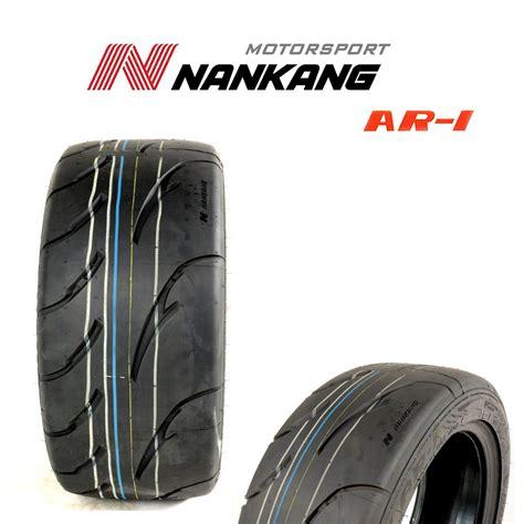 nankang ar1 trackday semi slick tires jdmaster