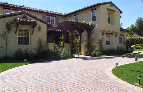 how much does brick driveway paving cost pacific pavingstone