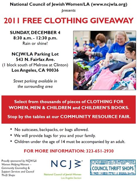 Clothes Giveaway - 100 council thrift shop los angeles svdp l a council svdpla twitter 376 best