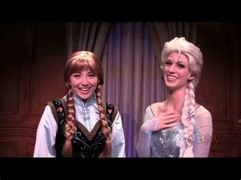 Annas Was Moved by Quot Frozen Quot And Elsa Move To Princess Fairytale At