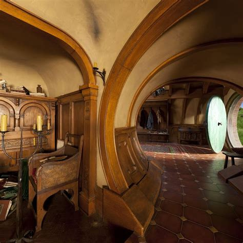 Hobbit Home Interior Bag End I Could So Live Here Just Saying Building Pinterest Bags I Wish And