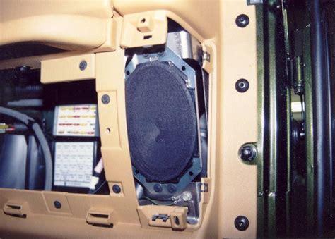 jeep wrangler car audio profile