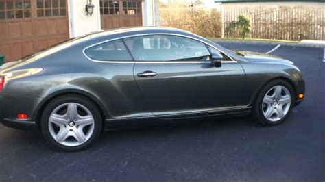bentley 2006 for sale 2006 bentley continental gt for sale 552hp turbo w12