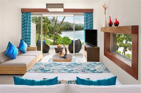 chambre plage anse source d argent aux seychelles