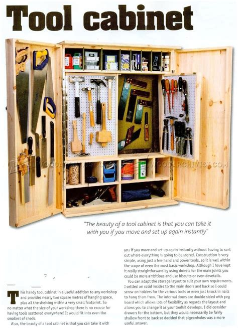 cabinet making tools list building a tool cabinet woodarchivist