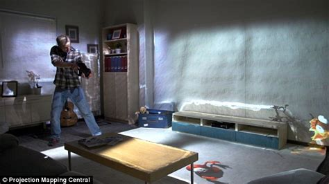 trek reality room turn your living room into a holodeck with roomalive daily mail