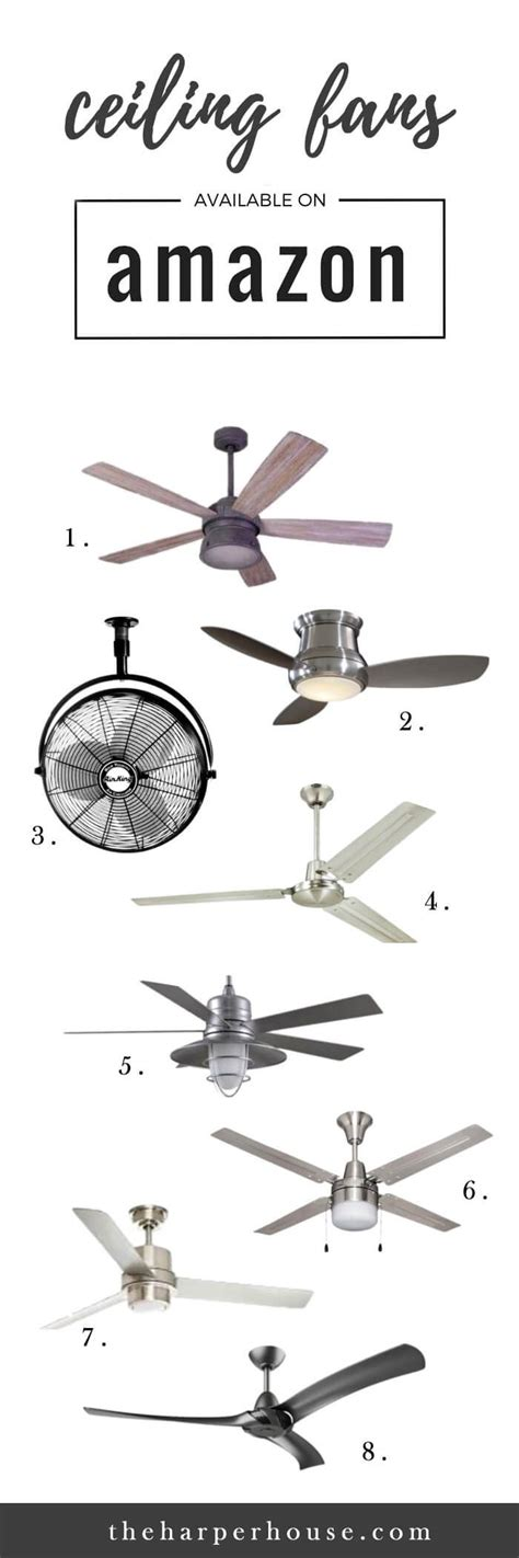 farmhouse style ceiling fans with lights top ten farmhouse style ceiling fans