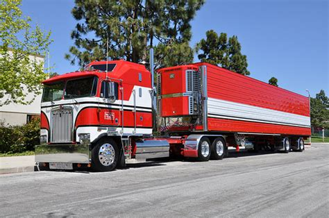 kenworth 18 wheeler for sale kenworth aerodyne cab over trucks for sale autos post