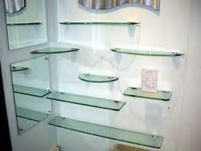 glass shelves for bathroom modern home interior design bathroom glass shelves