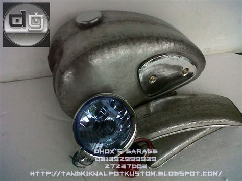 Kran Rx King tangki knalpot kustom tangki kustom model kawasaki w 800