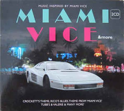 theme song miami vice various miami vice more music inspired by miami vice