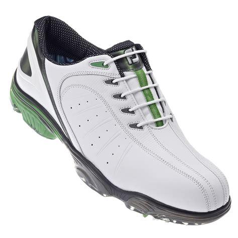 footjoy sport golf shoes footjoy mens fj sport golf shoes white green white 2013