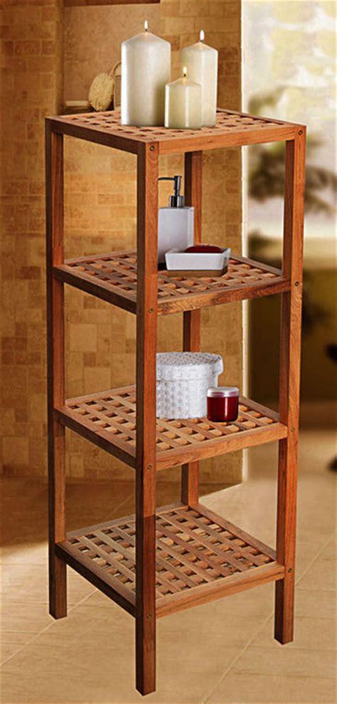etagere 3 stöckig holz badregal massivholz bestseller shop f 252 r m 246 bel und