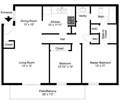 Home Design 7 X 10 by 100 7 X 10 Bathroom Floor Plans Bathroom