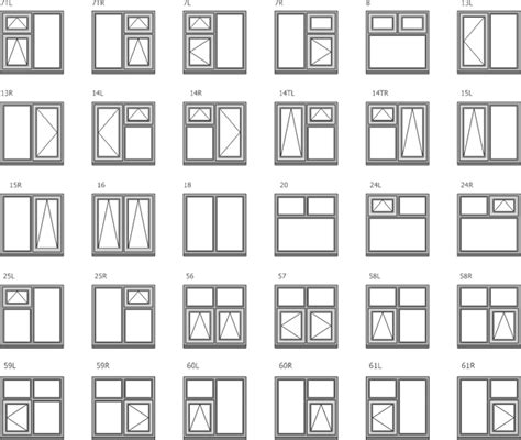 window styles white upvc window styles strata stoke on trent staffordshire