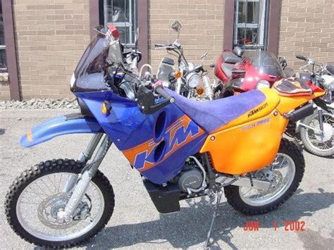 Ktm 660 Rally 2003 Ktm 660 Lc4 Rally Factory Replica Moto Zombdrive